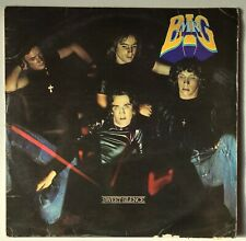 Mr Big Sweet Silence with original inner UK LP