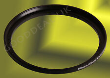 58mm to 62mm 58-62mm 58mm-62mm 58-62 Stepping Step Up Filter Ring Adapter