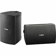 Yamaha NSAW294 100W All-Weather Outdoor Speakers (Pair) - Black