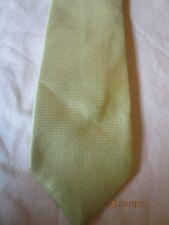 Banana Republic Lime Green Silk Neck Tie