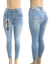 NWT Womens Denim Blvd High Rise Stretchy Skinny Leg Denim Jeans 1 3 5 7 9 11 13