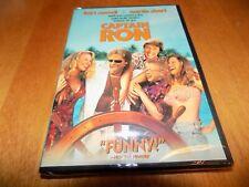 CAPTAIN RON Kurt Russell Martin Short Mary Kay Place Paul Anka Comedy DVD NEW