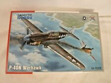 1/72 Special Hobby P 40N Warhawk # 72374 Color Instructions Decals 4/4 Versions