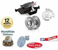 FOR SUZUKI BALENO 1.6 1.8 1995--> NEW FRONT BRAKE DISCS SET + DISC PADS KIT