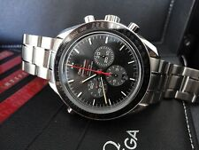 Mint Omega Speedmaster Professional Split Seconds Limited Edition Full Set Mint