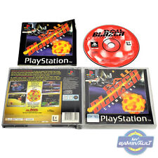 BallBlazer Champions PS1 Game UK PAL Complete VGC + Box Protector PlayStation 1