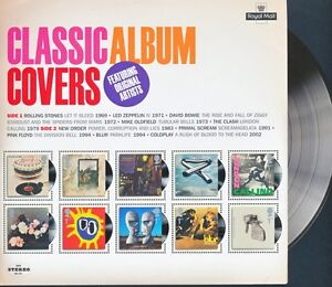 2010 CLASSIC ALBUM COVERS M/S MINIATURE SHEET SG 3019 Superb U/M