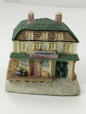 Liberty Falls Collection Swanson's Feed and Grain Ah41 Christmas village