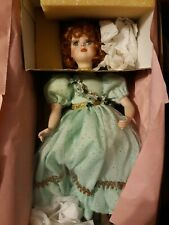Paradise Galleries Doll Shannon the Shamrock Fairy Premier Edition Patricia Rose