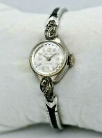 Vintage Ladies Swiss Made Baylor Mechanical Cocktail Watch, 17 Jewels (P/R)