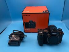 Sony Alpha A900 Full Frame Digital SLR Camera Body 24.6 MP FOR PARTS! USPS 2-3!