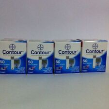 Bayer Contour Blood Glucose 200 Test Strips