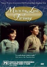 Mio In The Land Of Faraway (DVD, Region 4) Christopher Lee - Brand New, Sealed
