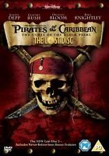 Pirates Of The Caribbean - The Curse Of The Black Pearl (DVD, 2005, 3-Disc Set)