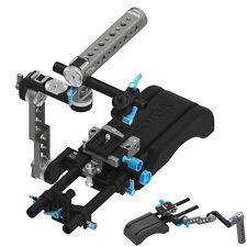 FOTGA DP500 Mark III ENG Handle Cage + Shoulder Pad 15mm Support Rig Base Plate