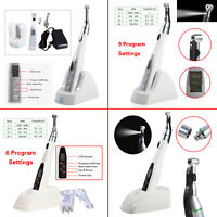Dental Wireless Endodontics (LED) Endo Motor 16:1 Reciprocating Handpiece