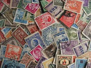 Yugoslavia, Croatia etc mixture (duplicates,mixed cond) 100 old stamps here!
