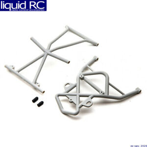 Axial Racing 231038 Cage Roof Hood Gray : RBX10