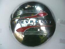 CHEVROLET Vintage années 60 environ: Enjoliveur de roue 25 cm - Poids 648 gr