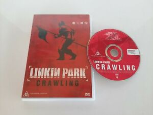 """Linkin Park """"Crawling"""" DVD Music Single, Good Used Condition"""