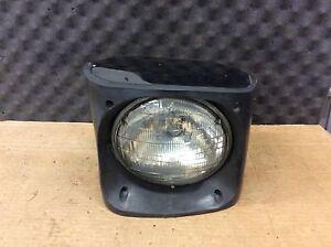 75-81 Triumph TR7 LEFT DRIVERS Hidden headlight assembly