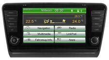 ESX naviceiver vn830-sk-oc3 SKODA OCTAVIA