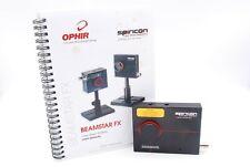 OPHIR SPIRICON Laser Beam Analyzer SP503U - USED
