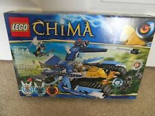 Lego Chima- 70013 Equila's Ultra Striker  - New in Box - 3 Minifigs !! Retired