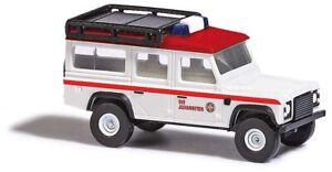 Busch 8380, Land Rover »Johanniter«, Voie N Modèle Déjà Assemblé 1:160