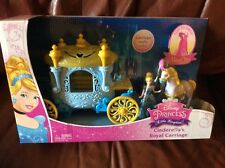 Disney new Cinderella Royal Carriage with figure and horse