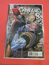 CABLE #150 - 154 - The NEWER MUTANTS all 5 pts -  Real Nice issues (2017)