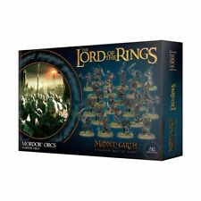 Lord of the Rings miniatures: Mordor Orcs