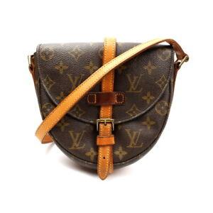 LOUIS VUITTON Shanti Monogram Shoulder Bag M51234
