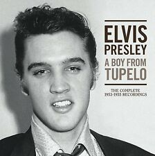 ELVIS PRESLEY - A BOY FROM TUPELO - NEW CD COMPILATION