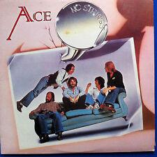 Ace – No Strings-, Anchor Records – ANCL 2020, Original LP 1977