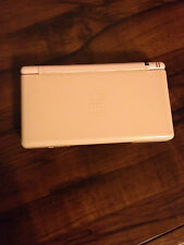 Pink Nintendo DS Lite, Not Working, Selling For Parts