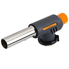 Auto Ignition Flamethrower Butane Burner Gas Torch for Camping Welding BBQ US