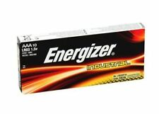 10 x Energizer AAA Industrial Battery Alkaline Expiry 2025