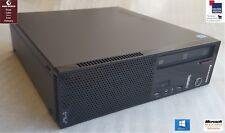 Lenovo E73 Core i5-4460s 2.90GHz 8GB 500GB DVD RW AMD HD 7470 Gaming Win 10