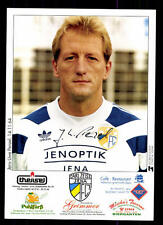 Jens Uwe Penzel Autogrammkarte Carl Zeiss Jena 90er Jahre Original Sign+A 126982