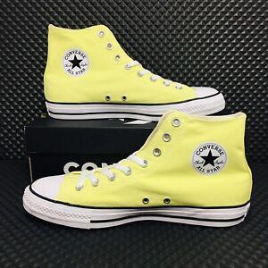 Converse All Star Hi Citron Men & Women Athletic Sneaker Chuck Taylor Shoe