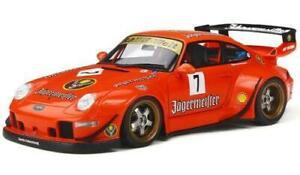 Porsche Rwb 993 #7 Jagermeister 1:18 Echelle GT Spirit KJ039