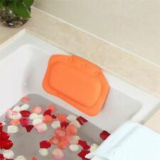 1 Pc SPA Bath Pillow Home Bathtub PVC Neck Bathtub Cushion Neck Support Pillow S