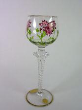 hochstieliger Römer - Theresienthal Glas PALAIS  ( Nr.3 )