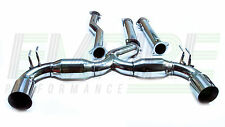 EMPIRE STAINLESS CATBACK EXHAUST FOR MITSUBISHI EVO X 4B11 EVO 10