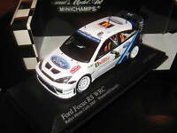 1:43 FORD FOCUS RS WRC Warnbold 2005 MINICHAMPS 400058414 1 of 1008 OVP new