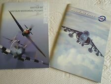 royal air force 2001 & battle of britain memorial flight 2006.