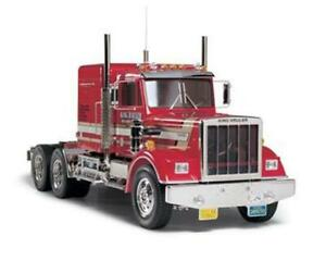 Tamiya Semi Truck KING HAULER 56301 1/14 R/C TRACTOR Assembly Kit from Japan New