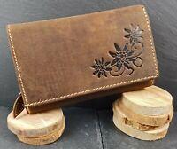 Damen Börse Geldbörse Portemonnaie Geldbeutel Gross Leder Brieftasche Praktisch
