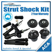 Front & Rear Struts Shock Kit Absorbers for Holden Astra TS CD Sedan Wagon 98-04